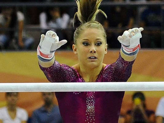 Gymnast Crotch Exposed